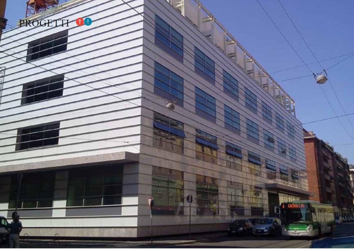 Mattarozzi danone new office headquarters via carlo for B b srl milano